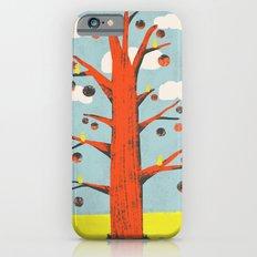 Red Tree, Yellow Birds iPhone 6s Slim Case