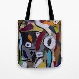 One Seeing Eye Tote Bag