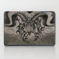 ram iPad Cases featuring RAM by ERINN CALLA LYONS
