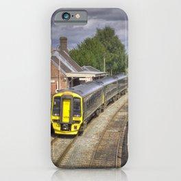 Crediton Station iPhone Case