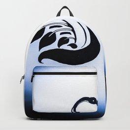 Black swans Backpack
