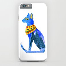Egyptian Cat XVI Slim Case iPhone 6s