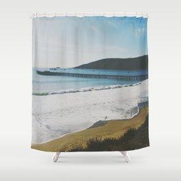 Avila Beach, CA Shower Curtain