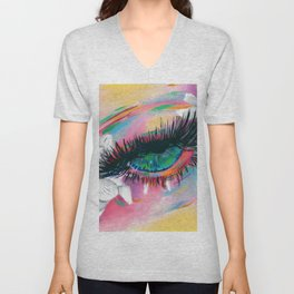 JUST A FANTASY Unisex V-Neck