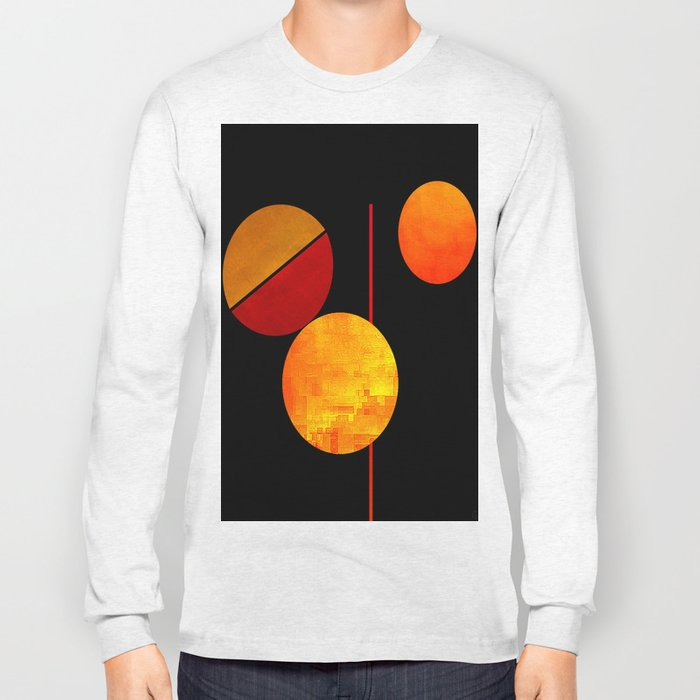 Formes 6 Long Sleeve T-shirt