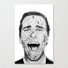 American Psycho Canvas Print