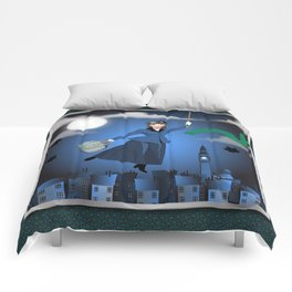 Mary Poppins Comforters
