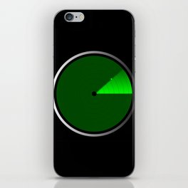Radar iPhone Skin