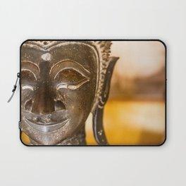 Wat Si Saket Buddhas XIII, Vientiane, Laos Laptop Sleeve