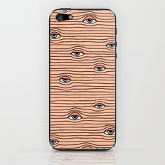 PEEPING TOM iPhone & iPod Skin
