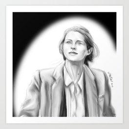 Diana Bishop Art Print