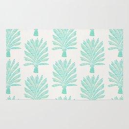 Palm Tree – Mint Palette Rug