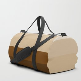 Coffee Liqueur and Cream Mix - Abstract Duffle Bag