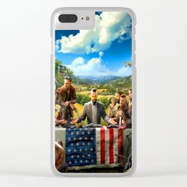 Americans Clear iPhone Case