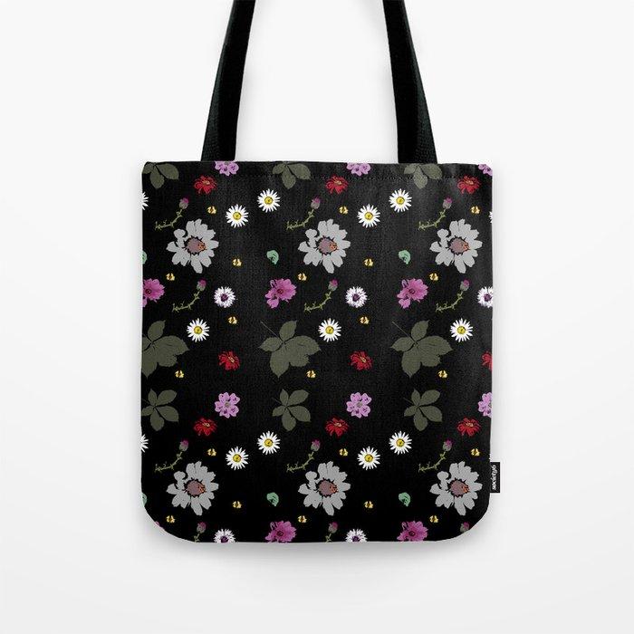 mum's garden Tote Bag