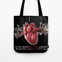 Eat your Heart Out1 Tote Bag