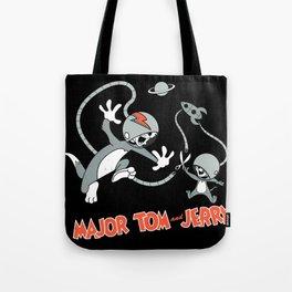 Major Tom Tote Bag