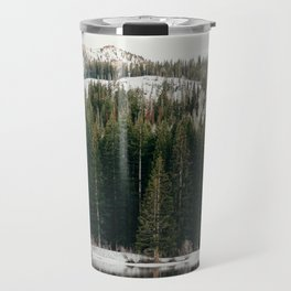 Silver Lake's a Beaut. Travel Mug