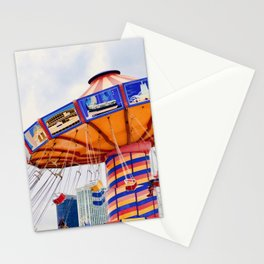 Chicago Swings Stationery Cards