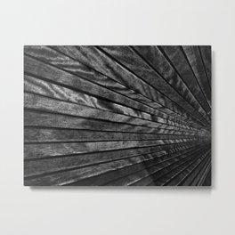 converging lines Metal Print