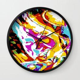 Woman Wall Clock