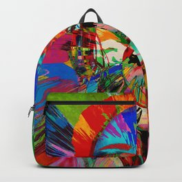 Screaming Out Loud Backpack