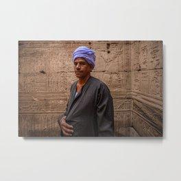 People of Egypt #5 Metal Print