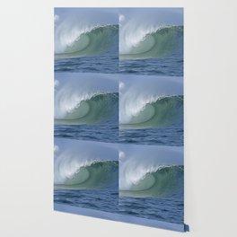 "Ocean Waves ""TAHITIAN BUTTER""  Wallpaper"