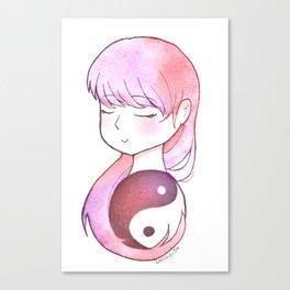 Peace & Balance Canvas Print