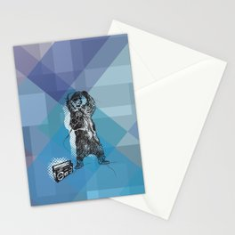 O&P: MC Grizzly Pt.2 - So Grizzly Right Now! Stationery Cards