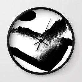 Impassable Wall Clock