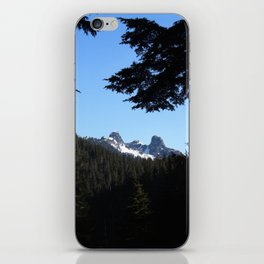 The Lions St. Mark's Summit Mount Cypress iPhone Skin