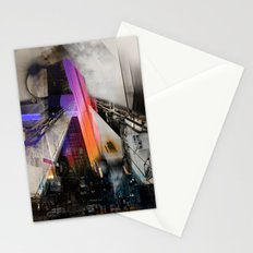 Meet me in my smooth city Stationery Cards