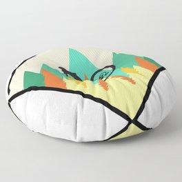 Whip Floor Pillow