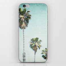 Letters From Those Sunny Days iPhone & iPod Skin