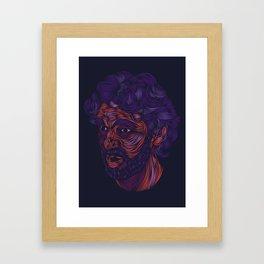 Pau Gasol Framed Art Print
