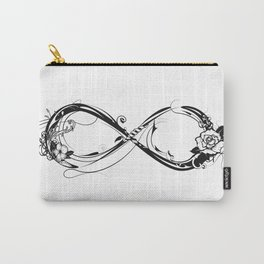 A symbol of infinity Carry-All Pouch