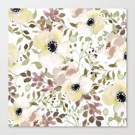 Wildroses Canvas Print