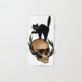 Scaredy Cat Hand & Bath Towel