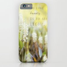 See the Light Slim Case iPhone 6s