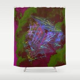 1987 Shower Curtain