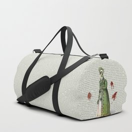 Pride & Prejudice - Zombified Duffle Bag