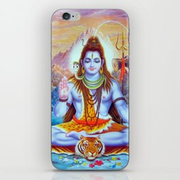 Shiva iPhone Skin
