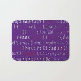 ANDROID THOUGHTS Bath Mat