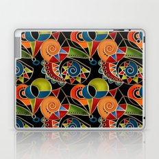 Abstraction - Carnival Laptop & iPad Skin
