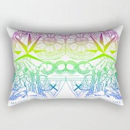 ALL LIGHT WILL FALL - New Era design  Rectangular Pillow