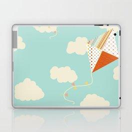Let's go Fly a Kite Laptop & iPad Skin