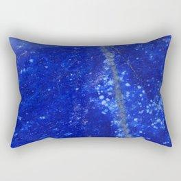 Lapis Lazuli Rectangular Pillow