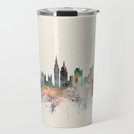 london england skyline Travel Mug