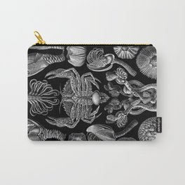 Ernst Haeckel Cirripedia Barnacles Crabs Carry-All Pouch